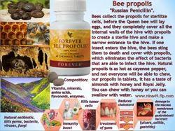 Forever Bee Propolis, हमेशा के लिए बी प्रोपोलिस