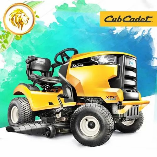 HEAVY DUTY TRACTOR LAWN MOWER