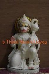Marble Bal Hanuman Statue