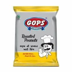 Gops Roasted Salted Peanuts, Packaging Size: 38gm, Packaging Type: Packet