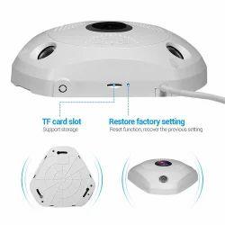 VR 360 Wifi IP CCTV Camera