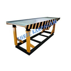 INTERLOCK  PAVER BLOCK VIBRATING TABLE