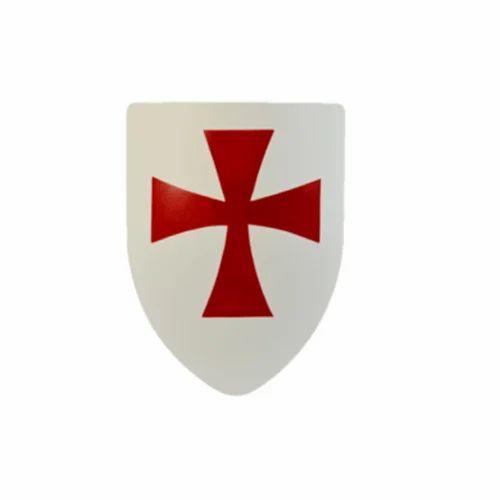 Templar Steel Battle Shield Medieval Swords Armours Leela
