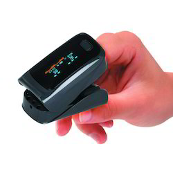 Fingertip Pulse Oximeter with Alarm Beep Sound