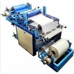 Standard Ss Hot Melt Coating Machine 500 Mm Working Width