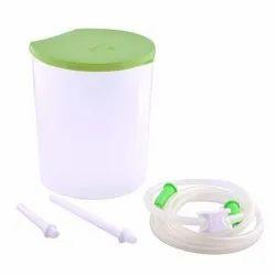 Daluci PVC Enema Kit For Home Use