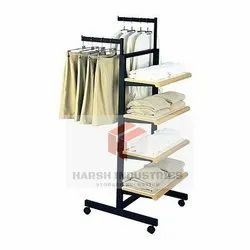 MS Garment Hanging Stand