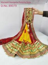 Marwadi Designer Chunri