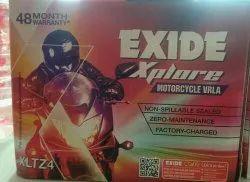 Xltz4 Exide Battery