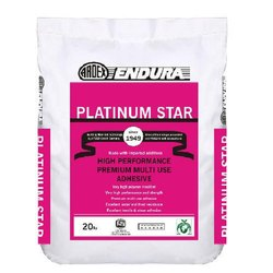Ardex Endura Platinum Star Tile Adhesives