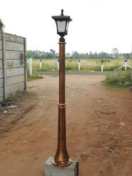 Designer Street Light Pole