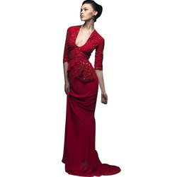 4e3e452010 Womens Evening Dress - Ladies Evening Dress Latest Price ...