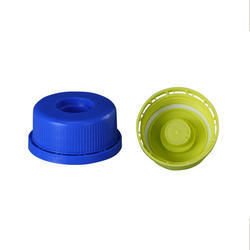 Plastic Blue And Green 20ltr Threaded Cap