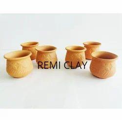 Remi Clay Kulfi Mataki, Size: 200 -300 ml