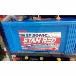 Exide Stan Red SR350 Plus Battery for Inverter
