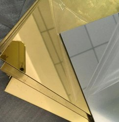 Stainless Steel Golden Sheet