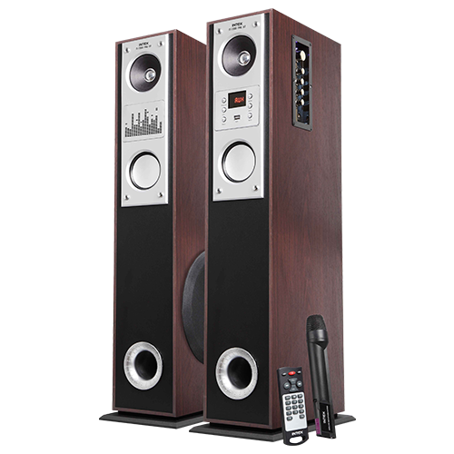 home theater tower speakers. intex it-13500 suf bt tower speakers home theater a