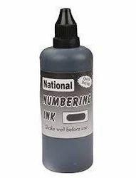National Numbering Ink- Black