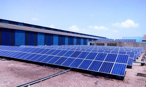 Roof Top Solar Manufacturer From Coimbatore