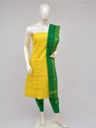 Cotton ikkat Ladies Dress Designs