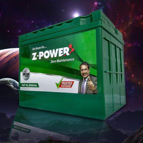 SMF Car Battery