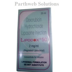 Lipodox 2mg Injection