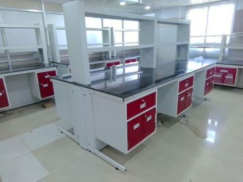 Lab Furniture - Modular Scientific Lab Furniture Manufacturer from