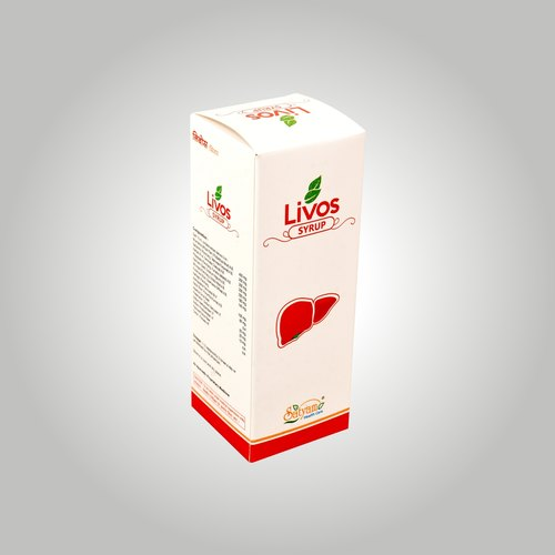 Ayurvedic Liver Tonic Livos Syrup