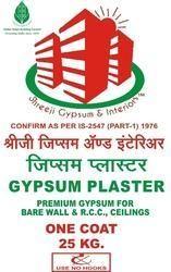Shreeji Eco White Gypsum Plaster