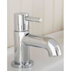 Stainless Steel Silver Bathroom Water Tap