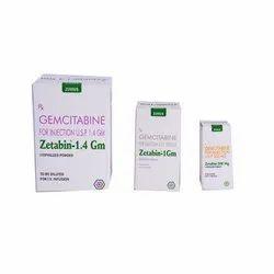Zetabin 1.4 Gm Injection