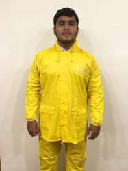 Yellow Safari Rain Suit