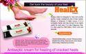 Ayurvedic Heel Cream
