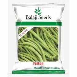 Hybrid Falkon French Bean Seeds, Packaging Size: 500 Gram, A Grade