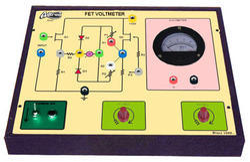 FET Voltmeter