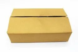 8 x 5 x 2 Inch Brown 3 Ply Packaging Corrugated Box