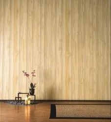 Multiple Natural Pine Wall Panel