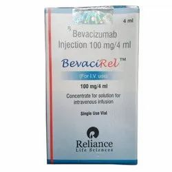 Bevacirel 100mg 4ml Bevacizumab Inj