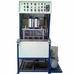 Leak Testing Machine Control Panel