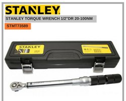 Torque Wrench 20 - 100nm , Stanley STMT73589-8