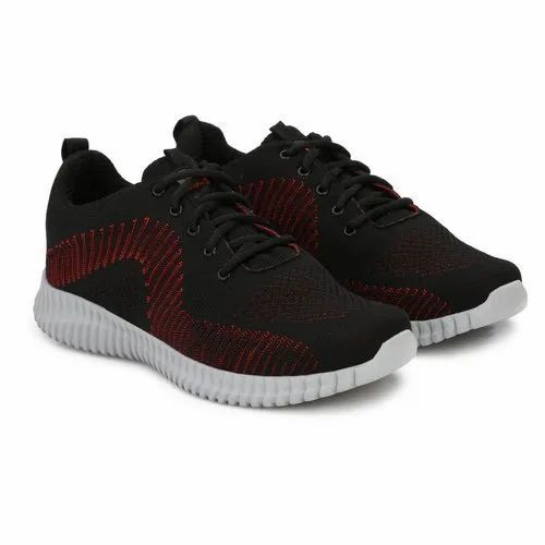 top-rated professional perfect quality new appearance Panther01 Black Red Taurene Gym Shoes