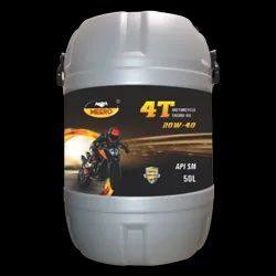 50l 4t Motorcycle Engine Oil