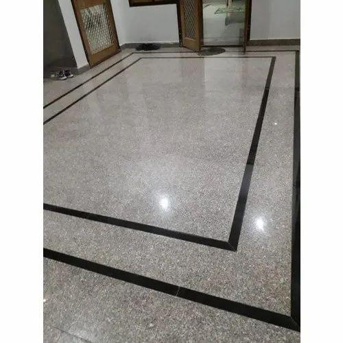Plain Marble Flooring, Thickness: 5-10 mm, Rs 40 /square feet Shiva  Garenite & Marble | ID: 11347371973