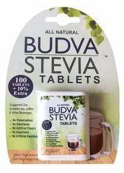 Budva Stevia 110 Tablets Pack, Higer Health Sciences, Llp, Non prescription