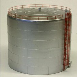 SS Oil Storage Tank