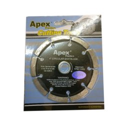 Stainless Steel Apex Circular Saw Blade / Cutting Blade