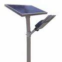 9W Glass Model Semi Integrated Solar Street Light