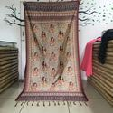 Digital Printed Assam Silk Dupatta