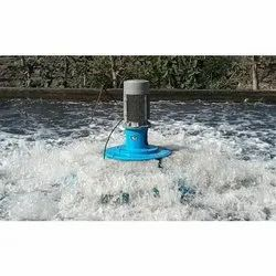 Fine Bubble Surface Aerators for Waste Water Treatment