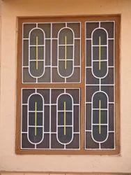 Iron Windows Grill